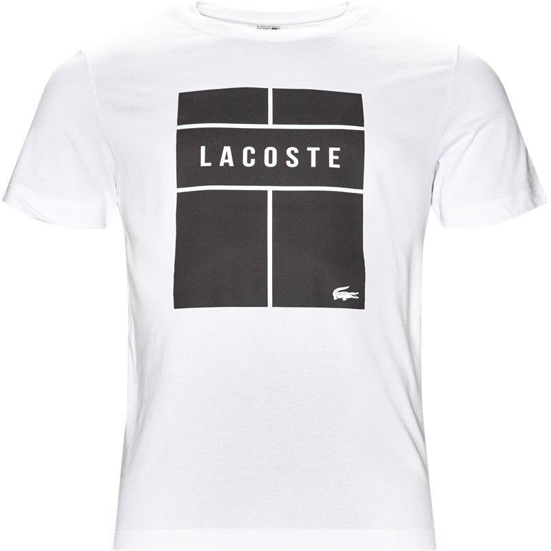 lacoste Lacoste th9462 hvid/sort/hvid på quint.dk