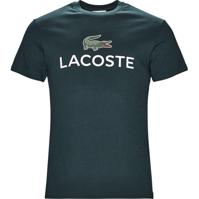 TH0603 - T-shirts - Regular - Grøn