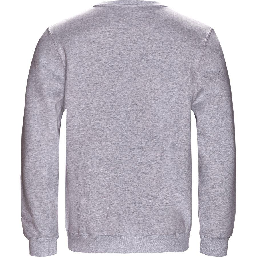 STOCK APP. CREW 118294 - Stock App Crew - Sweatshirts - Regular - GRÅ - 2
