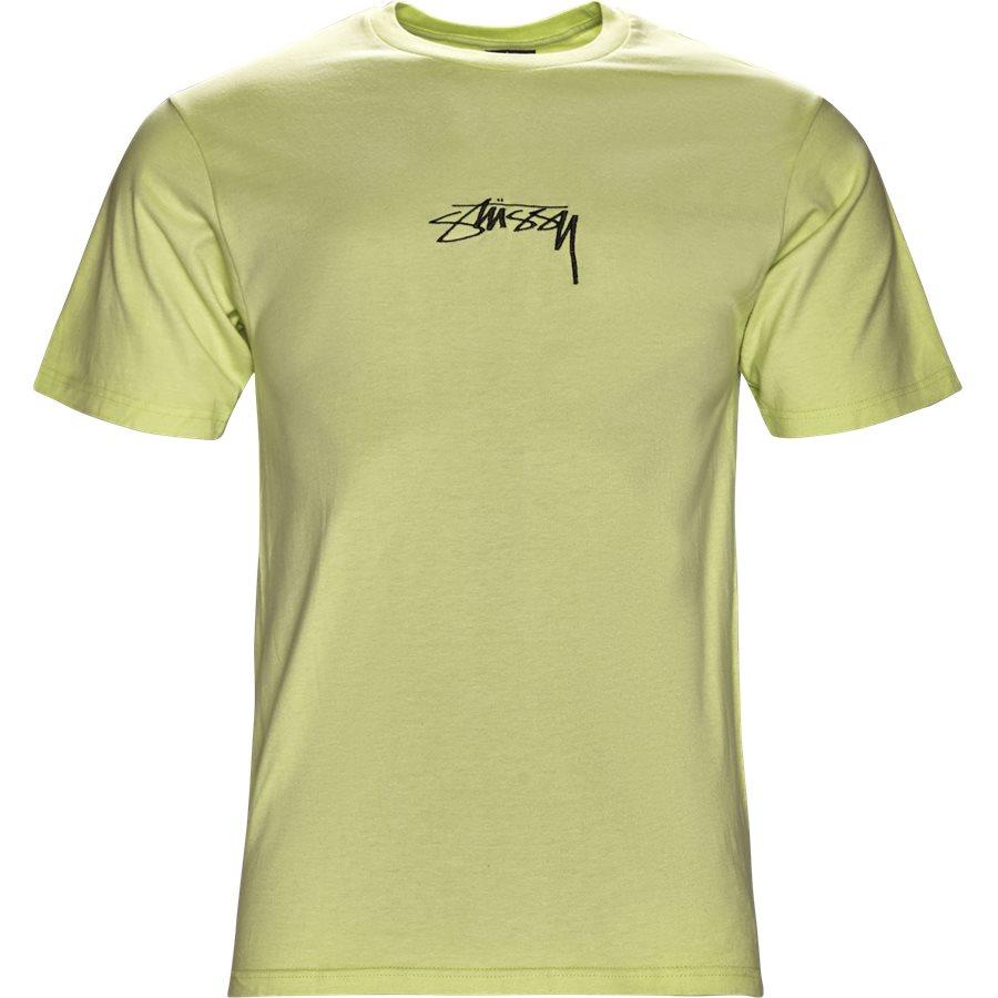 SMOOTH STOCK 1904268 - Smooth Stock  - T-shirts - Regular - LIME - 1