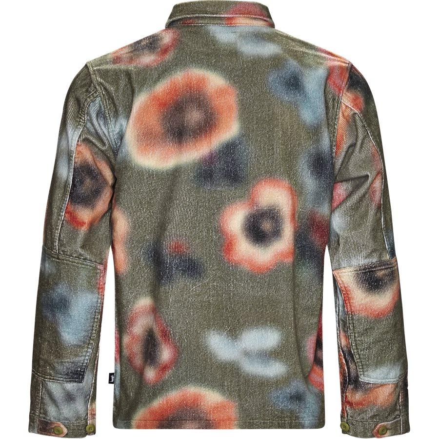 VELVETEEN JUNGLE SHIRT 1110005 - Velveteen Jungle Shirt - Skjorter - Loose - SAND - 2