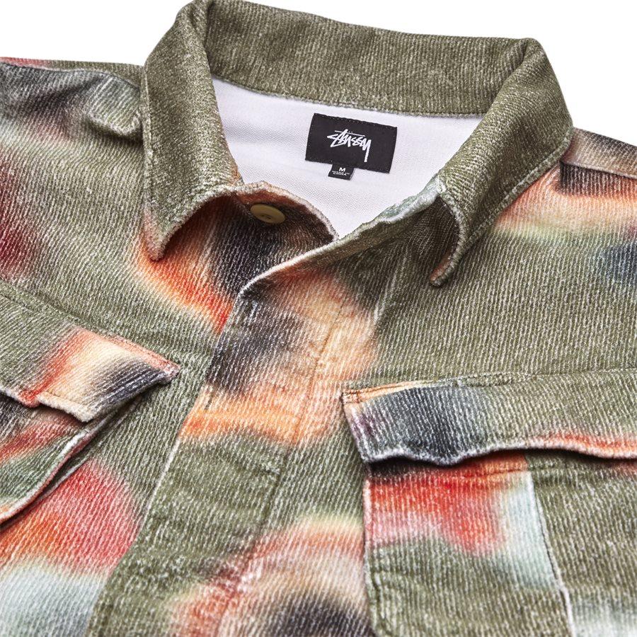 VELVETEEN JUNGLE SHIRT 1110005 - Velveteen Jungle Shirt - Skjorter - Loose - SAND - 3