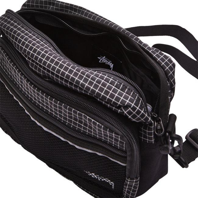 RIPSTOP NYLON SHOULDER BAG 134185
