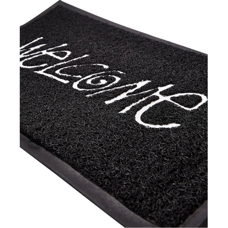 PVC WELCOME MAT - PVC Welcome dørmåtte - Accessories - SORT - 2