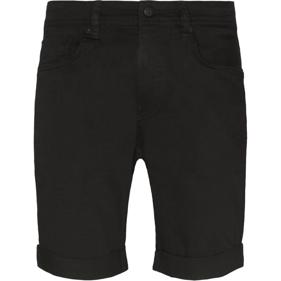 NEW BLACK MIKE - New Black Mike Shorts - Shorts - Regular - SORT - 1