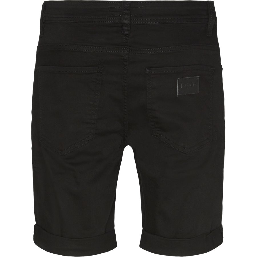 NEW BLACK MIKE - New Black Mike Shorts - Shorts - Regular - SORT - 2