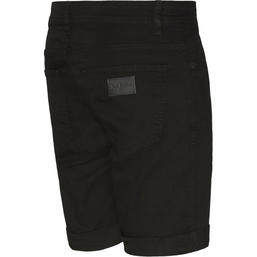 NEW BLACK MIKE - New Black Mike Shorts - Shorts - Regular - SORT - 3