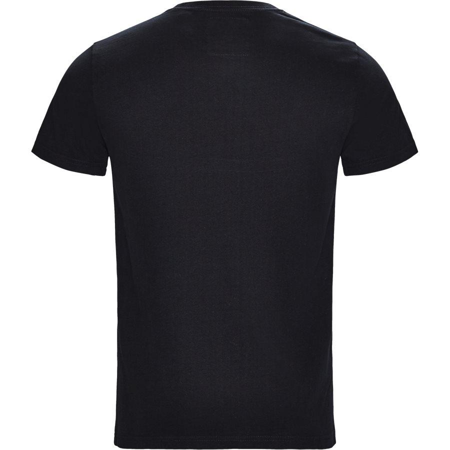 M10033TR - M10033TR - T-shirts - NAVY - 2