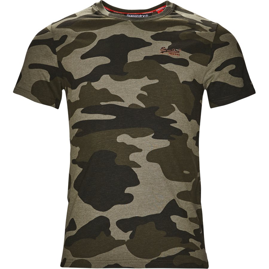 M10002ER - M10002ER - T-shirts - Regular - GRØN - 1
