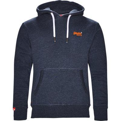 M20004AR Sweatshirt Regular | M20004AR Sweatshirt | Blå