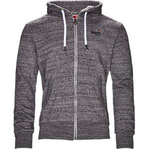 M20007NS Sweatshirt Regular | M20007NS Sweatshirt | Grå