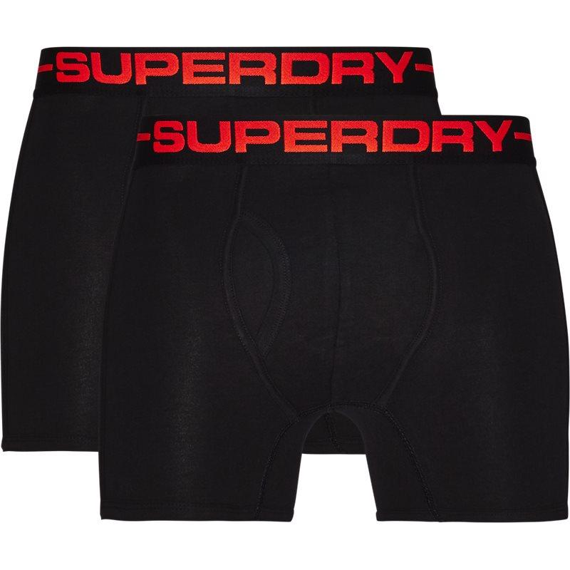 Superdry m3100 sort/sort fra superdry fra quint.dk