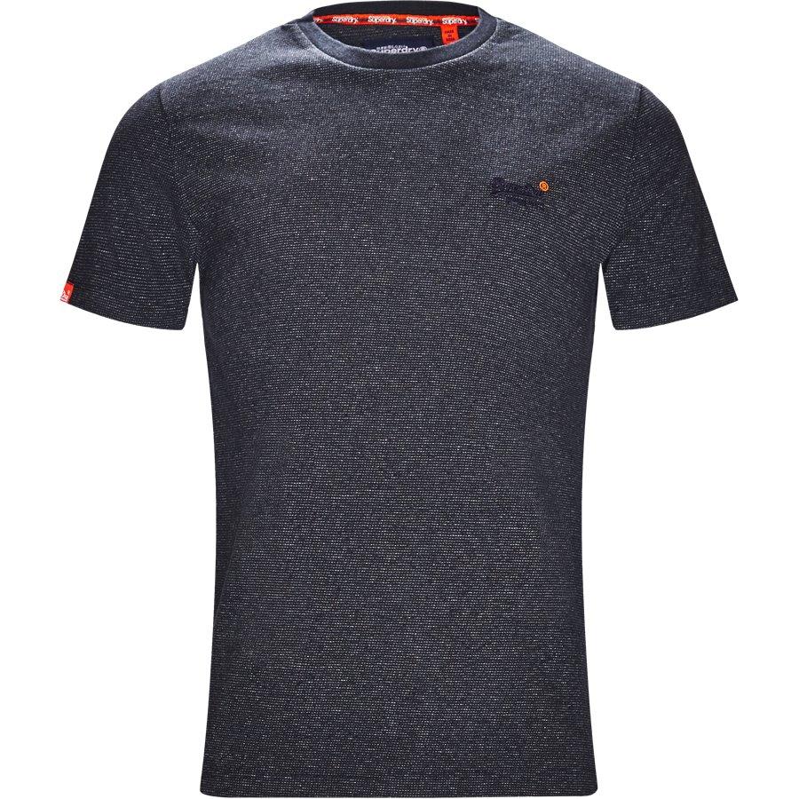 M1000 - M1000 - T-shirts - Regular - BLÅ - 1
