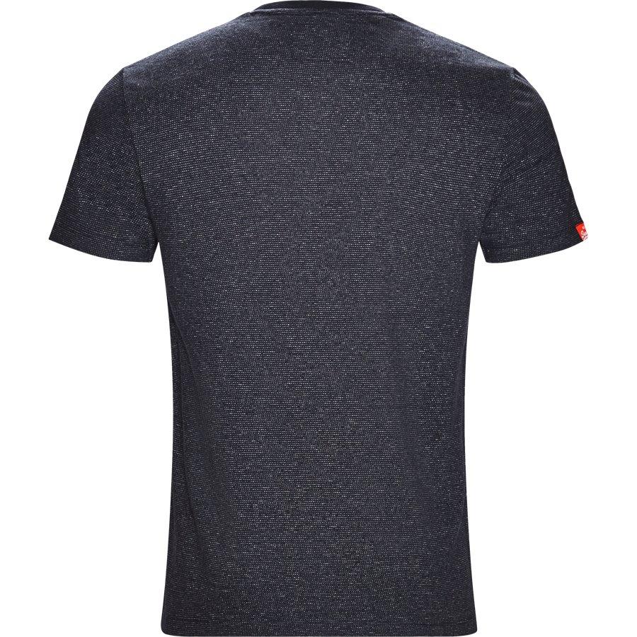 M1000 - M1000 - T-shirts - Regular - BLÅ - 2