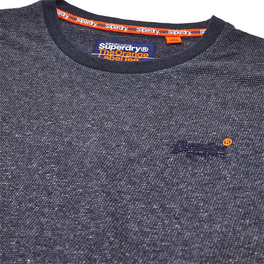 M1000 - M1000 - T-shirts - Regular - BLÅ - 3