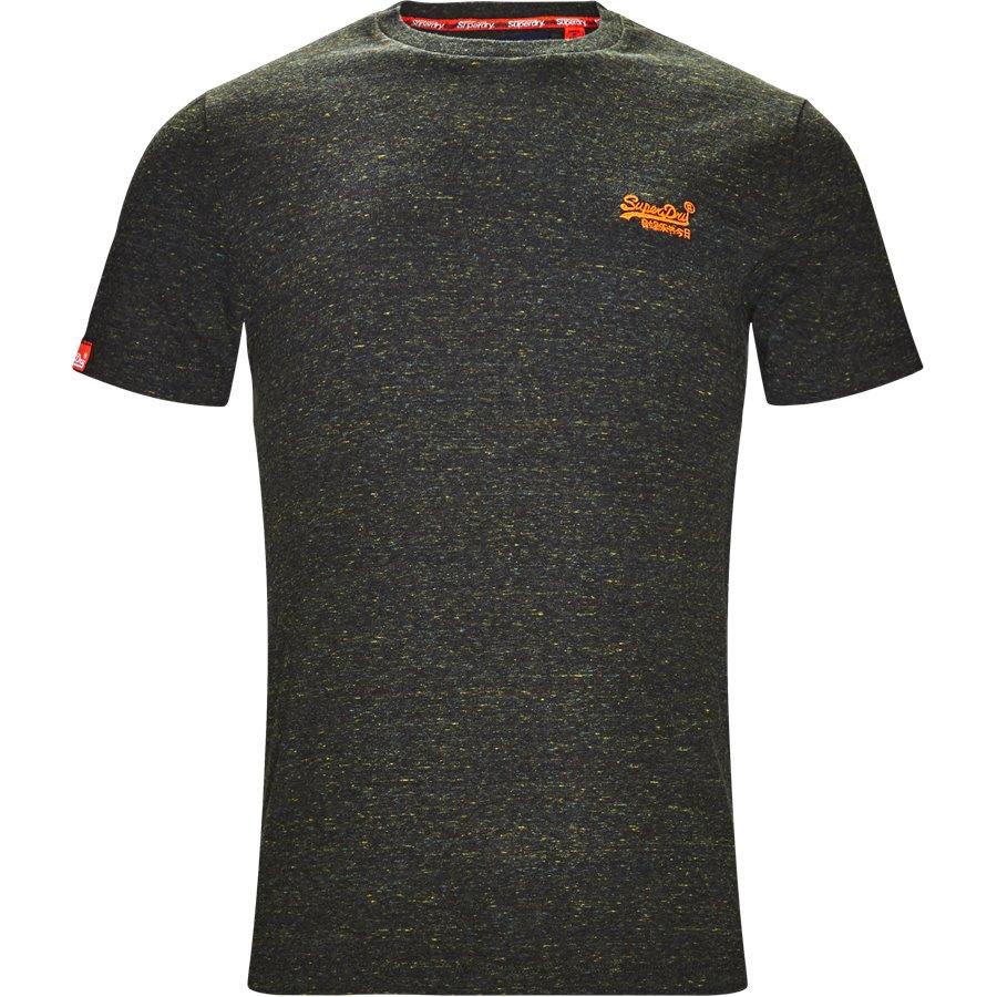 M1000 - M1000 - T-shirts - Regular - GRØN - 1
