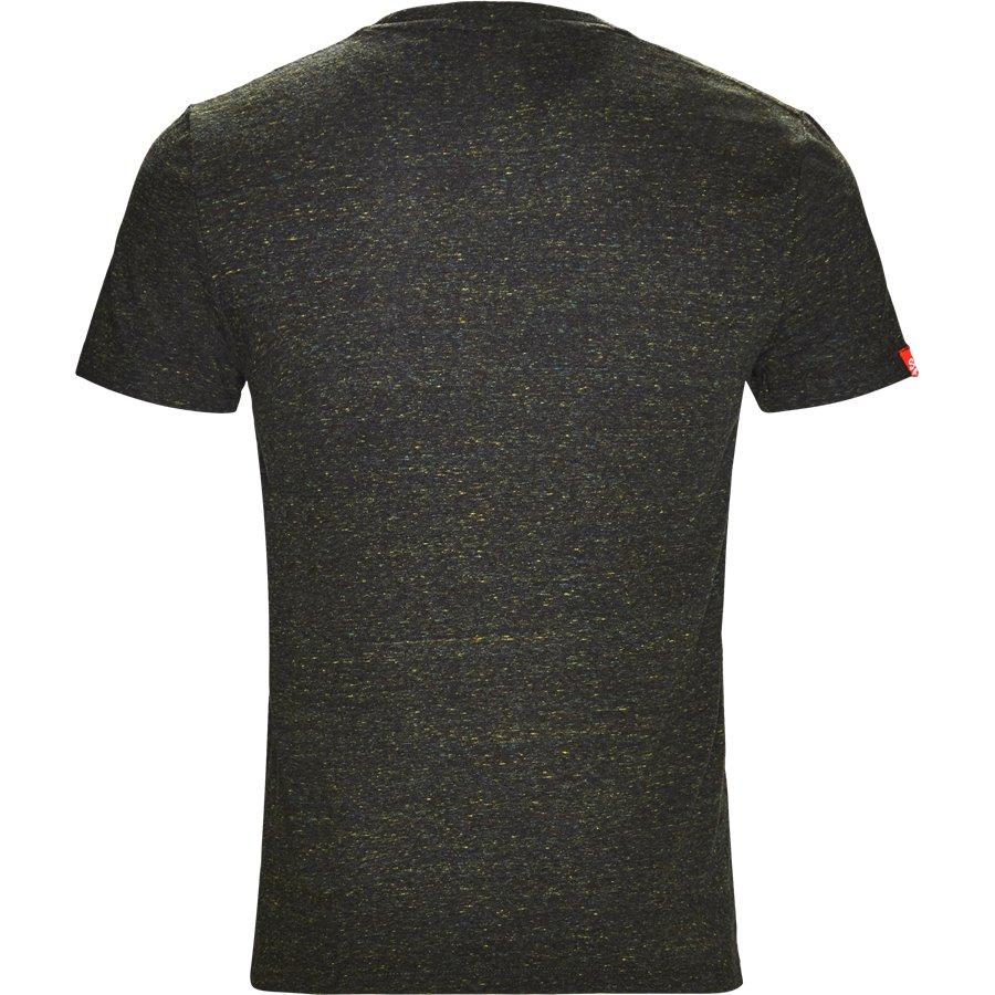 M1000 - M1000 - T-shirts - Regular - GRØN - 2