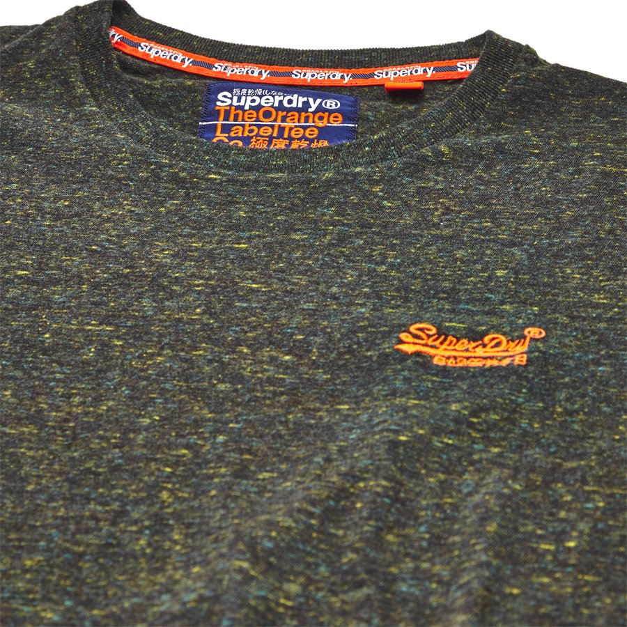 M1000 - M1000 - T-shirts - Regular - GRØN - 3