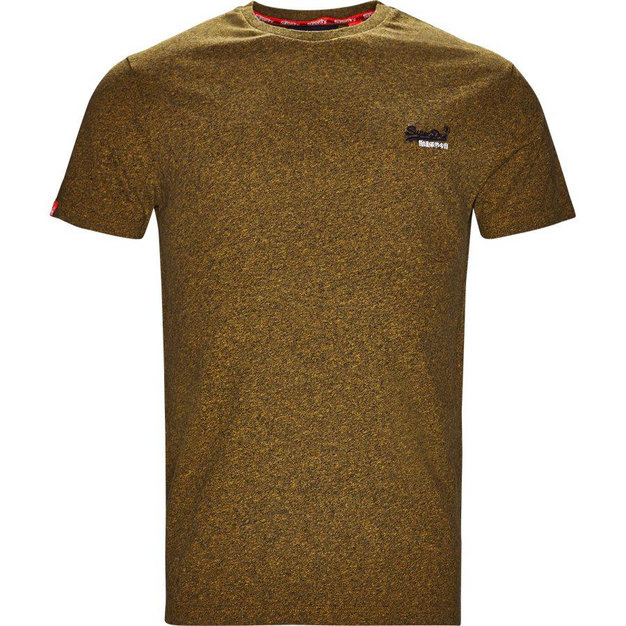 M1000 - M1000 - T-shirts - Regular - GUL - 1