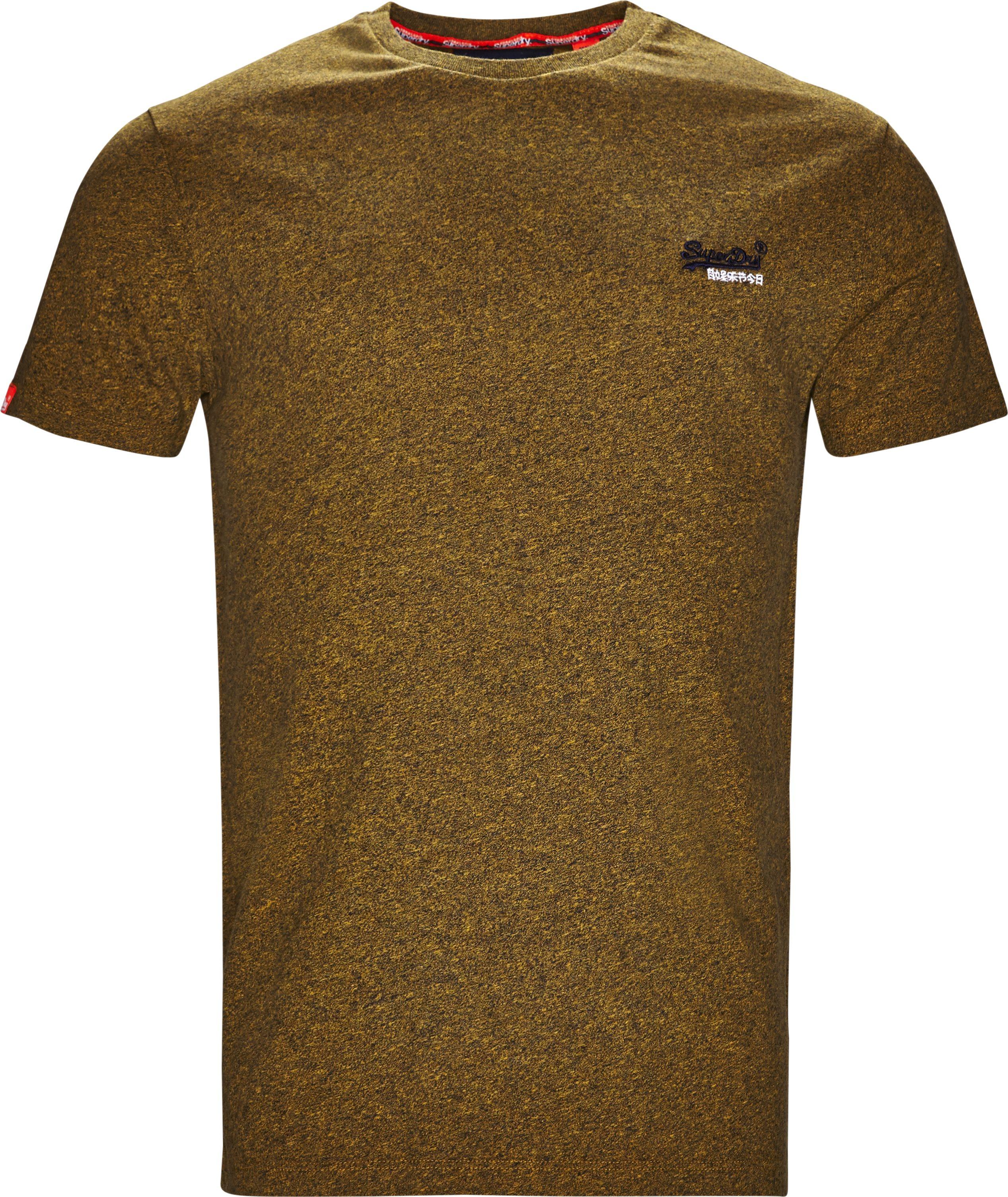 M1000 - T-shirts - Regular fit - Gul