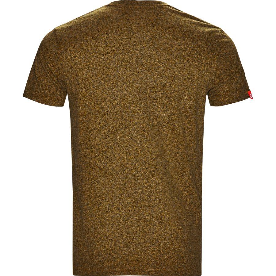 M1000 - M1000 - T-shirts - Regular - GUL - 2