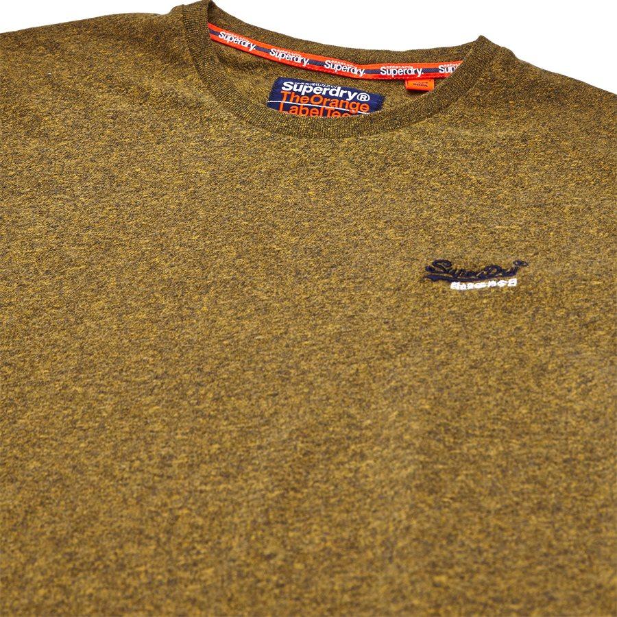 M1000 - M1000 - T-shirts - Regular - GUL - 3