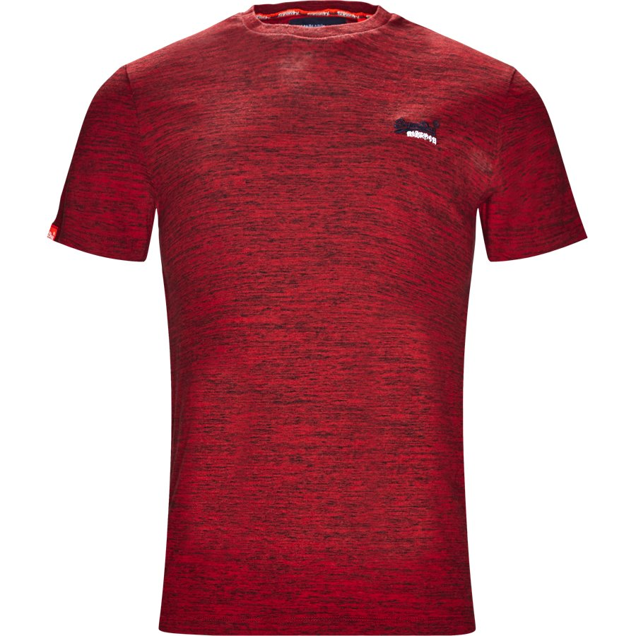 M1000 - M1000 - T-shirts - Regular - RØD - 1