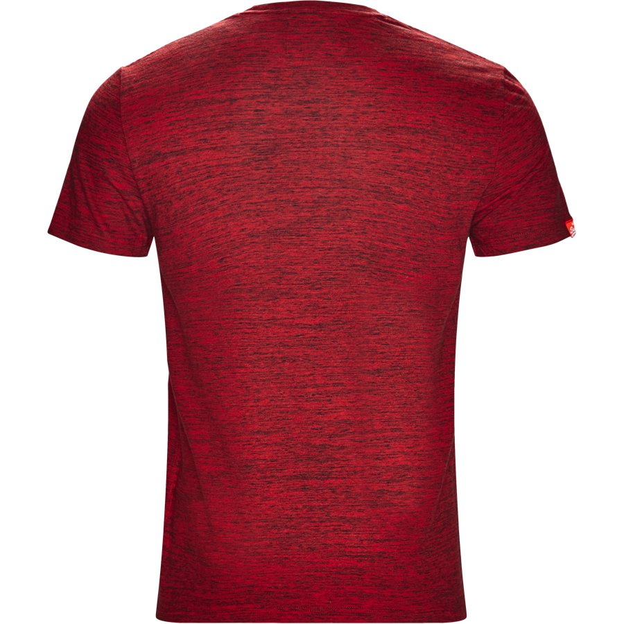 M1000 - M1000 - T-shirts - Regular - RØD - 2
