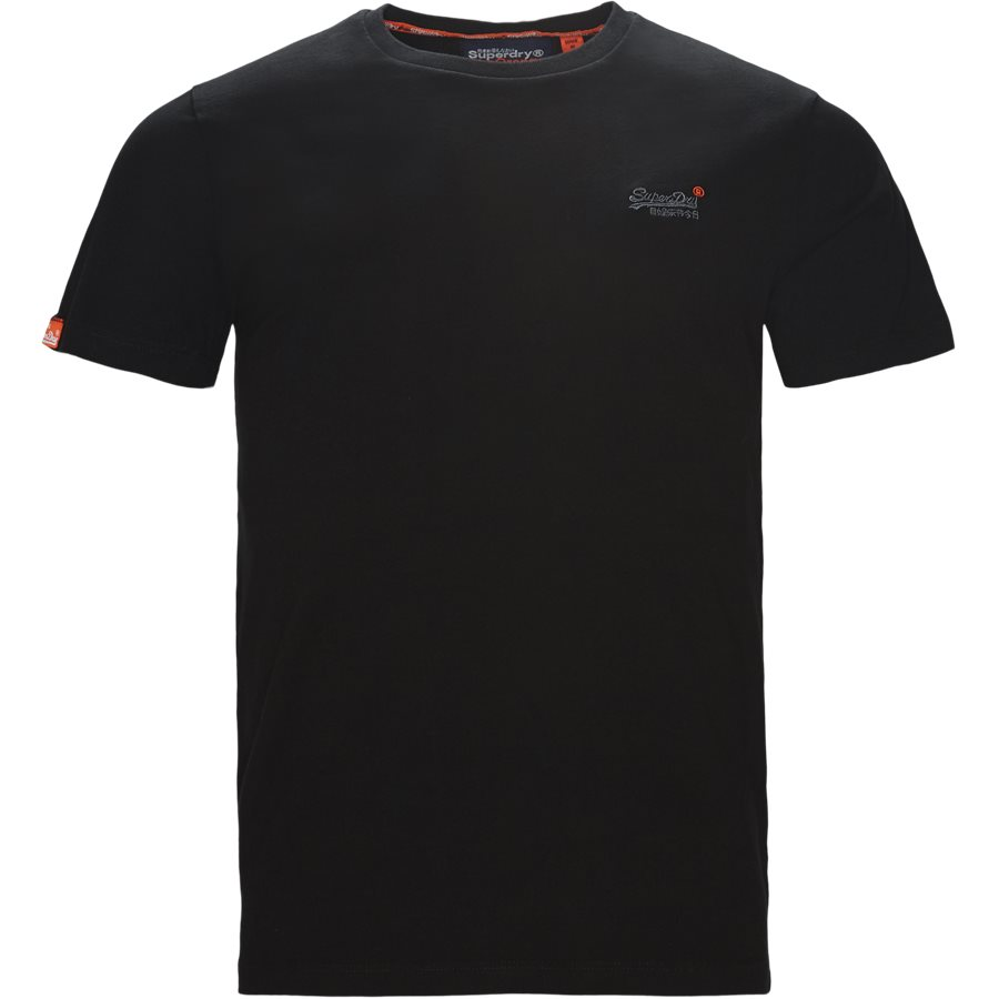 M1000 - M1000 - T-shirts - Regular - SORT - 1