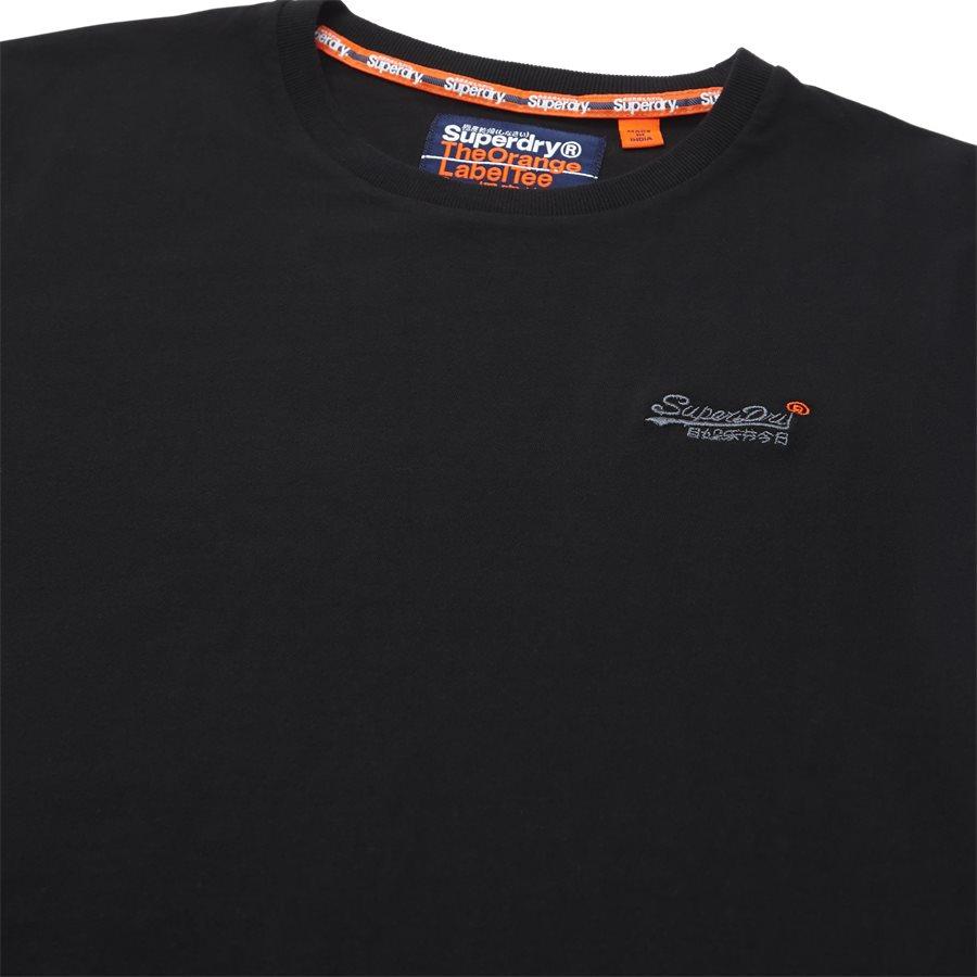 M1000 - M1000 - T-shirts - Regular - SORT - 3