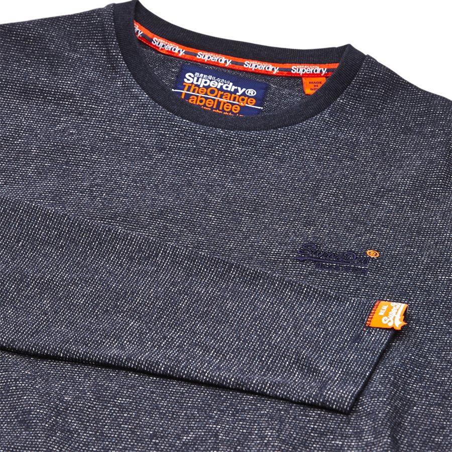 M6000. - M6000 - T-shirts - Regular - BLÅ - 3