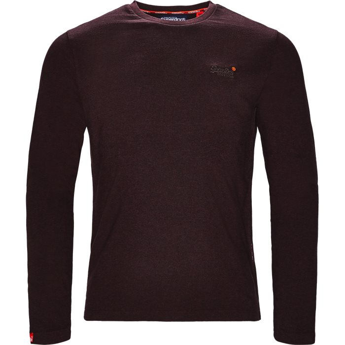 M6000 - T-shirts - Regular - Bordeaux