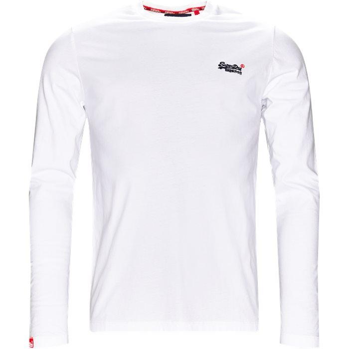 M6000 - T-shirts - Regular - Hvid