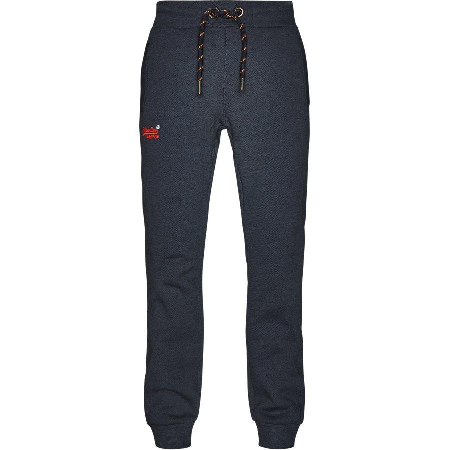 M70900IR - M70900IR Sweatpants - Bukser - Relaxed fit - BLÅ - 1