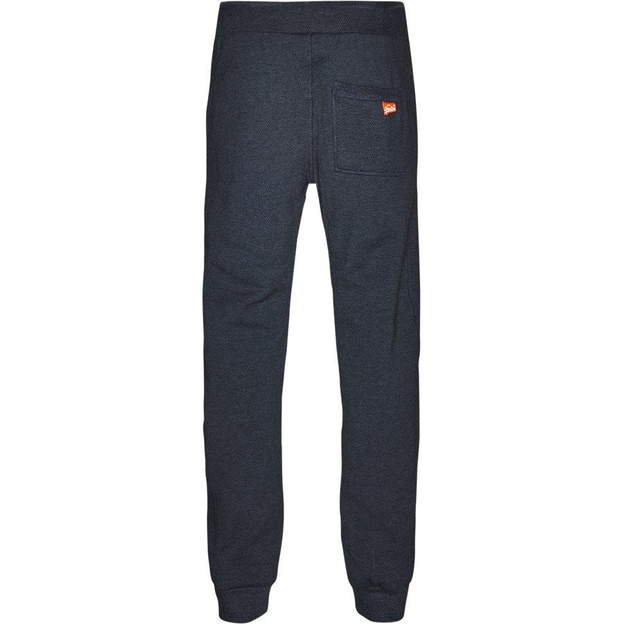 M70900IR - M70900IR Sweatpants - Bukser - Relaxed fit - BLÅ - 2