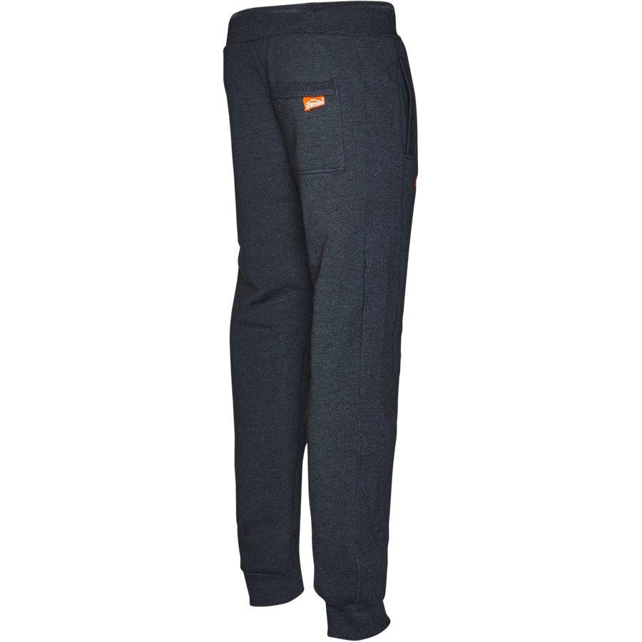 M70900IR - M70900IR Sweatpants - Bukser - Relaxed fit - BLÅ - 3