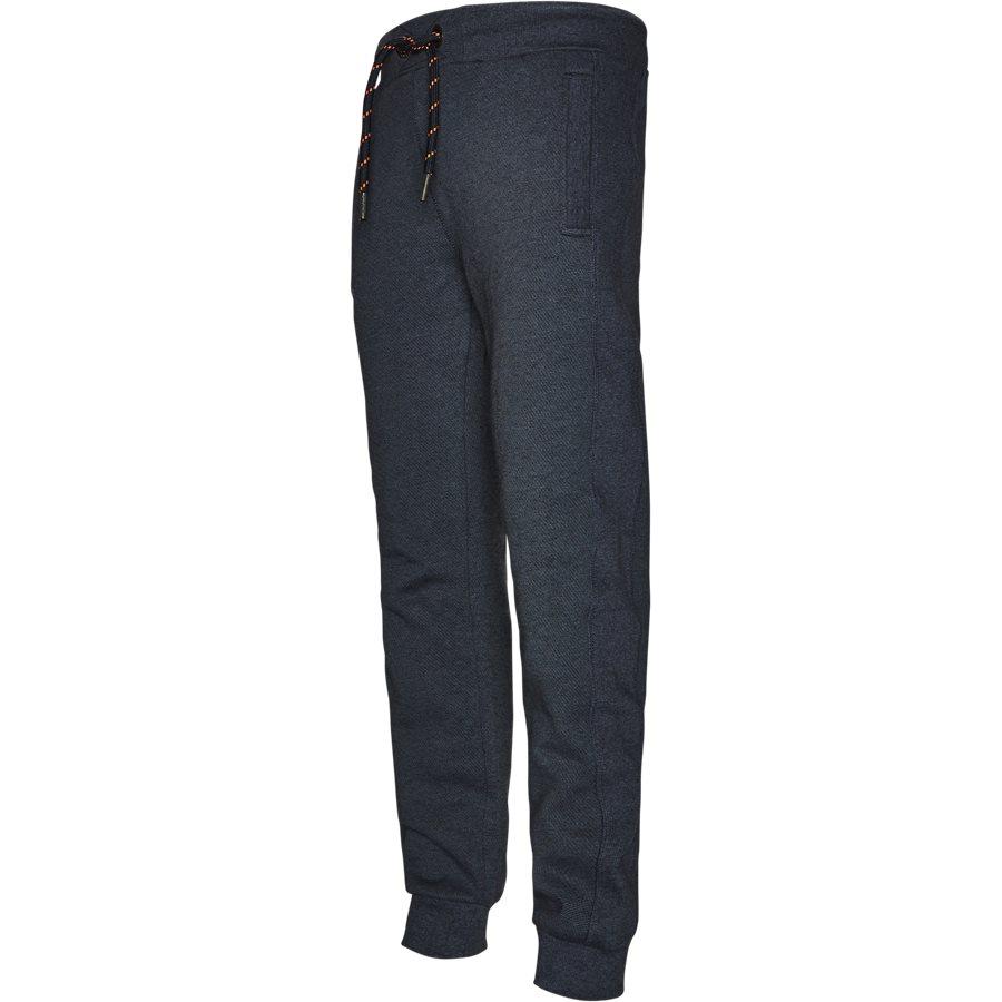 M70900IR - M70900IR Sweatpants - Bukser - Relaxed fit - BLÅ - 4