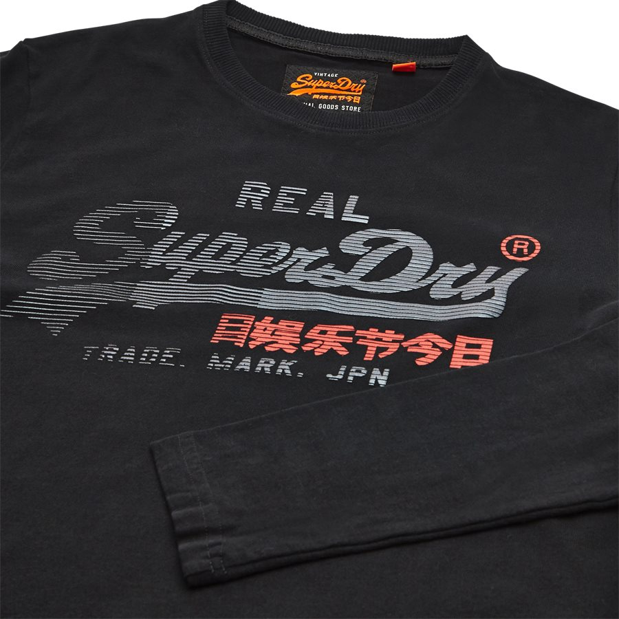 M60018TR - M60018TR - T-shirts - Regular - SORT - 3