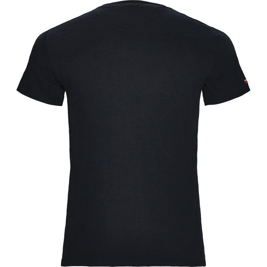 M10063TR - M10063TR - T-shirts - Regular - NAVY - 2