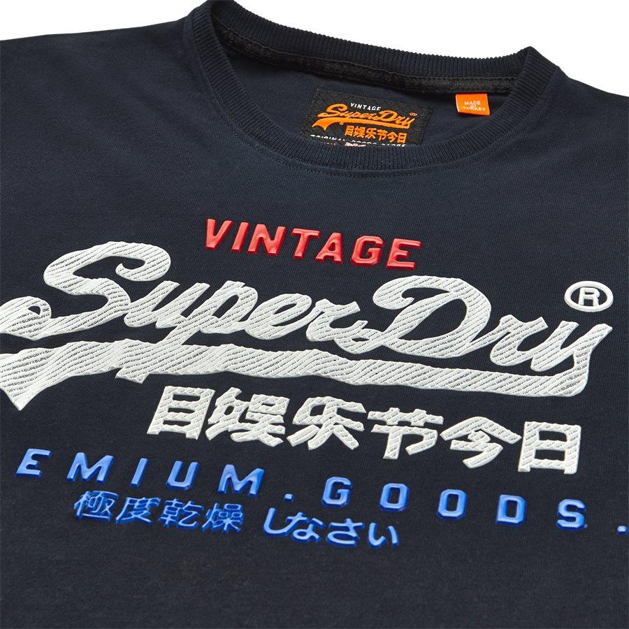M10063TR - M10063TR - T-shirts - Regular - NAVY - 3