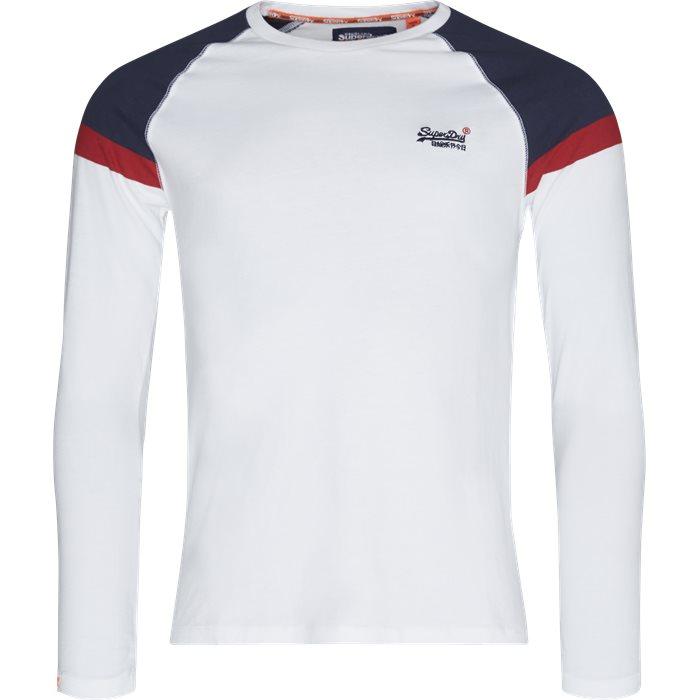 M60011ER - T-shirts - Regular fit - Hvid