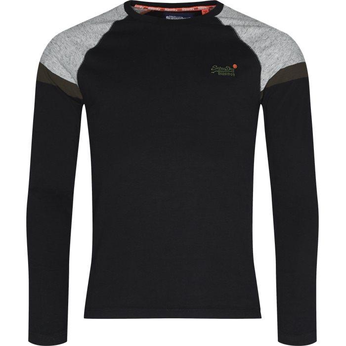 M60011ER - T-shirts - Regular fit - Sort