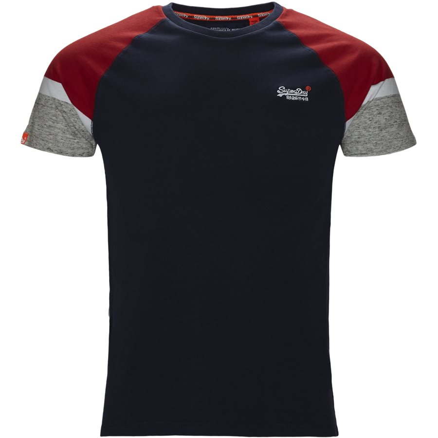 M10010ER - M10010ER - T-shirts - Regular - NAVY - 1