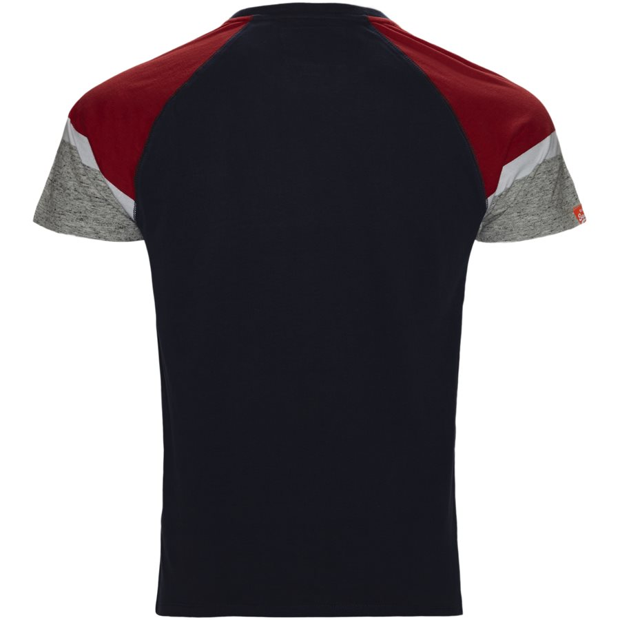 M10010ER - M10010ER - T-shirts - Regular - NAVY - 2