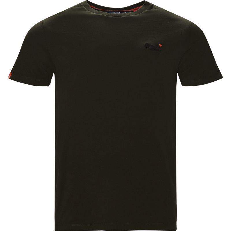 Billede af Superdry M10002er Zk5 T-shirts Army