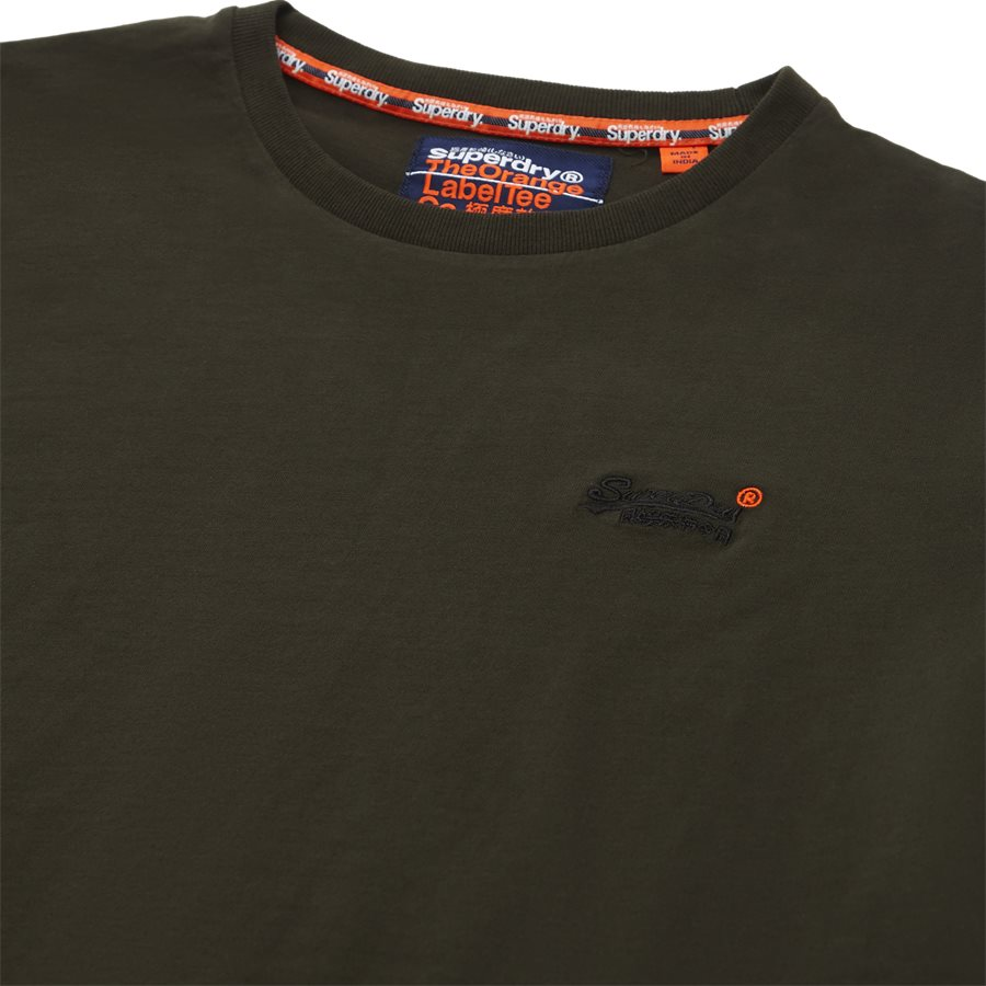 M10002ER ZK5 - M10002ER - T-shirts - Regular - ARMY - 3