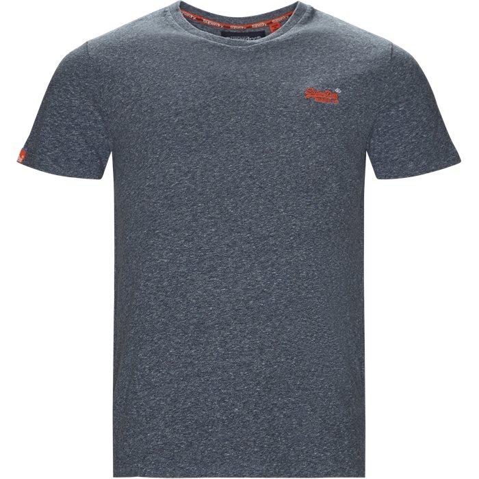 M10002ER - T-shirts - Regular fit - Blå