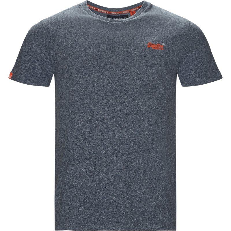 Billede af Superdry M10002er Zk5 T-shirts Blå