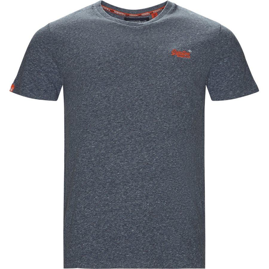 M10002ER ZK5 - M10002ER - T-shirts - Regular - BLÅ - 1