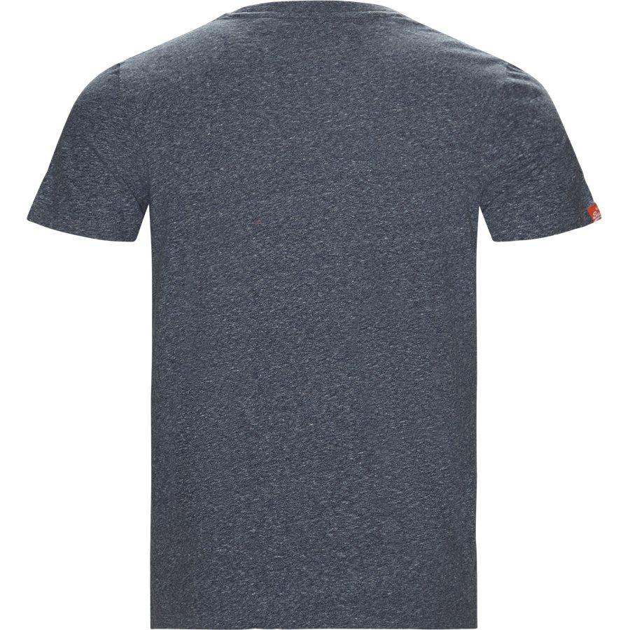 M10002ER ZK5 - M10002ER - T-shirts - Regular - BLÅ - 2